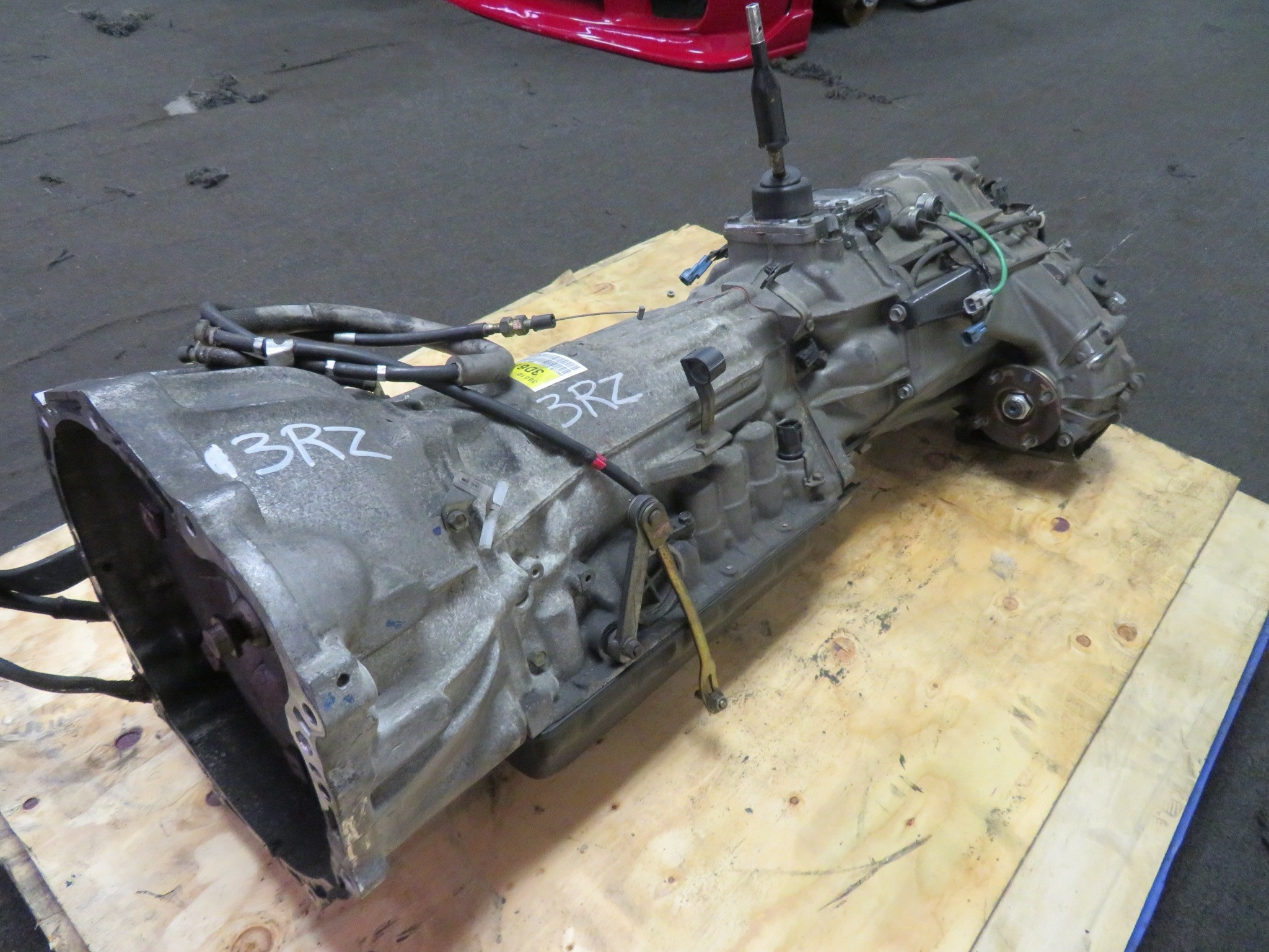 97-03 TOYOTA 4RUNNER TACOMA 3RZ-FE 2.7L 4 CYL AUTOMATIC AWD TRANSMISSION