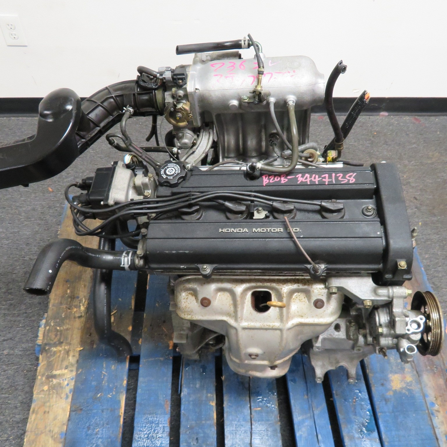 97-01 JDM HONDA CRV B20B 2.0L DOHC ENGINE