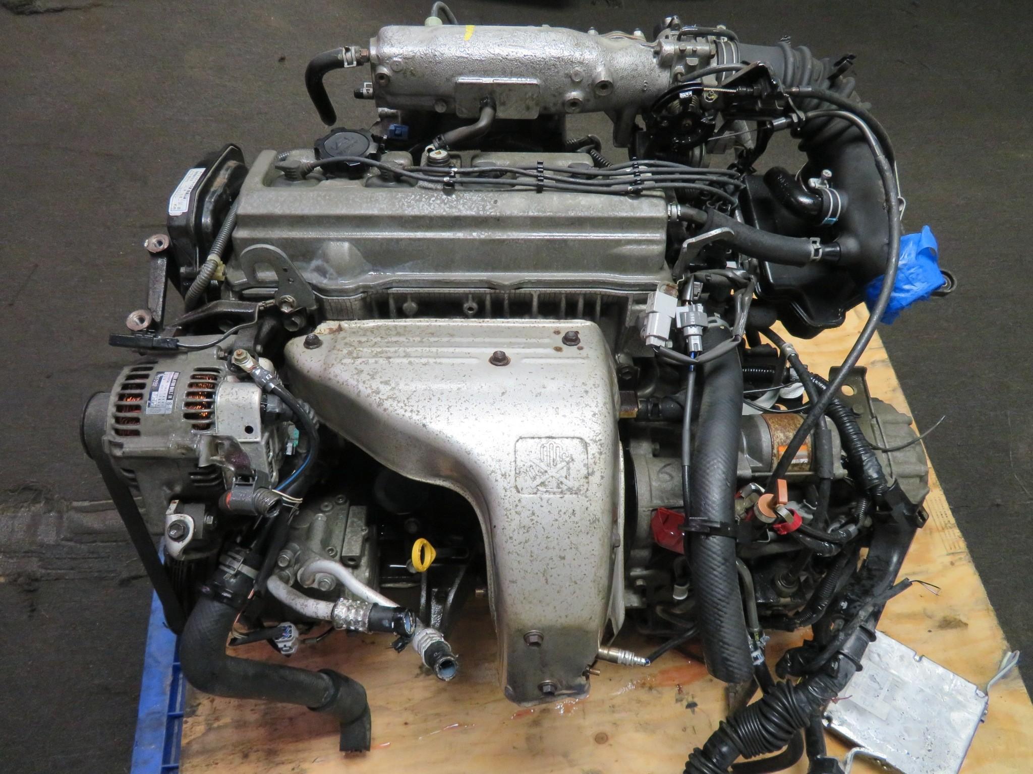 97-01 JDM TOYOTA CAMRY 5S-FE 2.2L ENGINE & AUTOMATIC TRANSMISSION