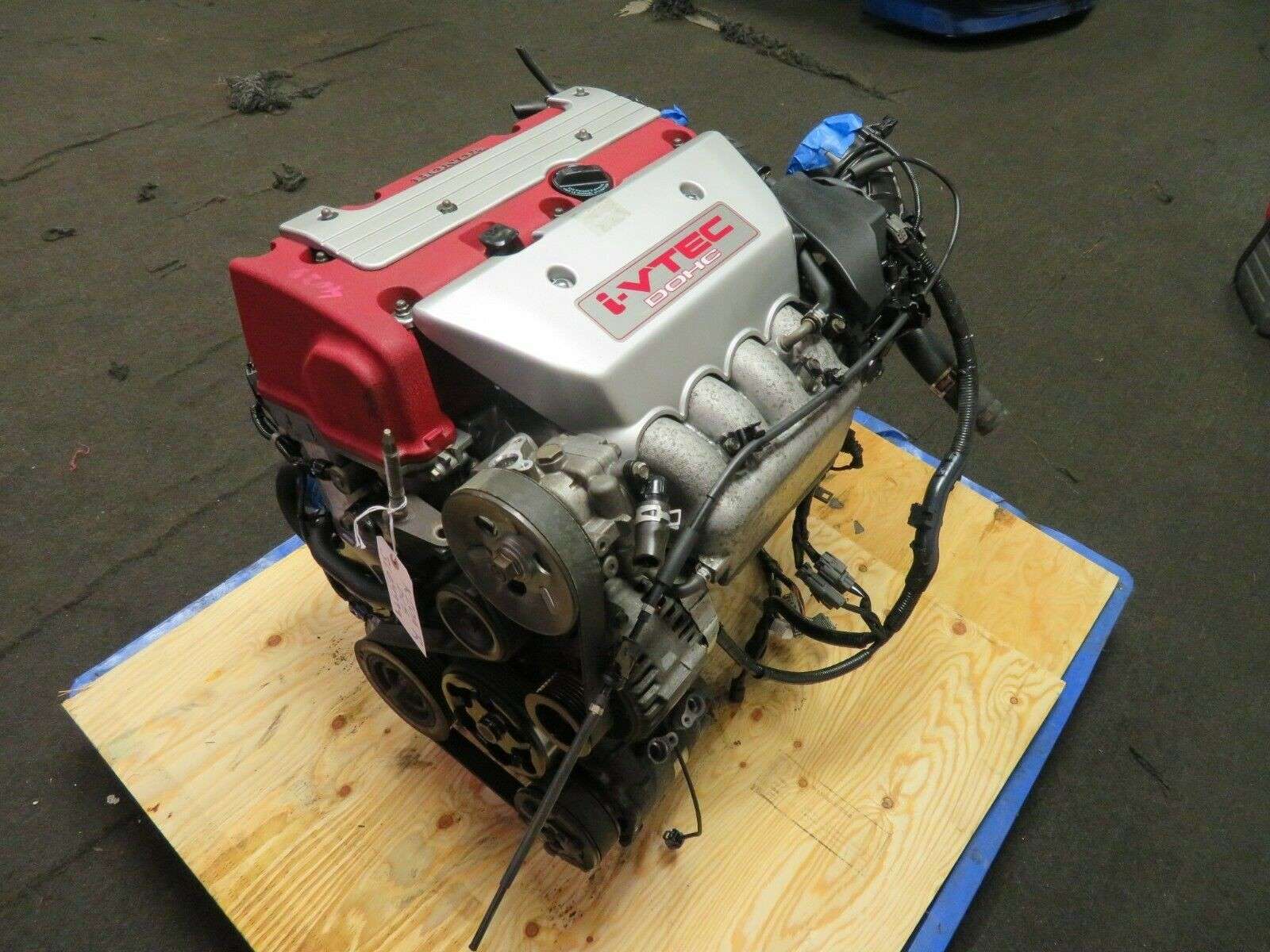 JDM HONDA DC5 ACURA RSX K20A TYPE R 2.0L iVTEC ENGINE