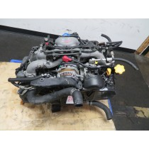 00-05 JDM SUBARU IMPREZA LEGACY FORESTER EJ25 2.5L SOHC ENGINE