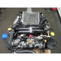 2007-2010 JDM SUBARU LEGACY GT FORESTER BAJA EJ20 2.0L DOHC TURBO ENGINE AVCS EJ20X