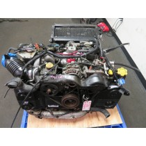 96-99 JDM SUBARU WRX / FORSTER SF5 EJ20 2.0L DOHC TURBO ENGINE