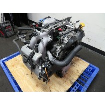 2006-2009 JDM SUBARU IMPREZA FORESTER OUTBACK EJ25 2.5L SOHC AVLS ENGINE