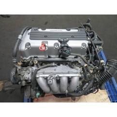 2003-2007 HONDA ACCORD ELEMENT K24A 2.4L iVTEC ENGINE