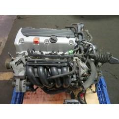 2007-2009 HONDA CRV ENGINE K24A 2.4L iVTEC