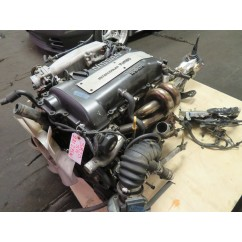 93-97 JDM NISSAN SILVIA SR20DET S14 2.0L TURBO ENGINE, 5 SPEED TRANSMISSION