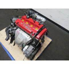 97-01 JDM HONDA PRELUDE TYPE S H22A 2.2L DOHC VTEC ENGINE, 5 SPEED LSD TRANSMISSION, WIRING, ECU