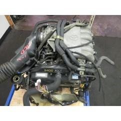 1996-2004 TOYOTA TACOMA 4RUNNER T100 5VZ-FE 3.4L V6 ENGINE