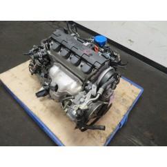 2001-2005 JDM HONDA CIVIC D17A 1.7L VTEC ENGINE