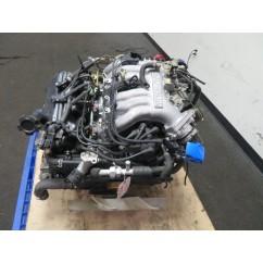 96-04 JDM NISSAN XTERRA FRONTIER PATHFINDER VG33 3.3L V6 ENGINE