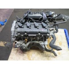 02-06 JDM NISSAN ALTIMA QR25DE 2.5L TWIN CAM ENGINE