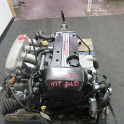 JDM TOYOTA ALTEZZA LEXUS IS300 3SGE BEAMS DUAL VVTi 2.0L ENGINE, 6 SPEED TRANSMISSION, WIRING, ECU