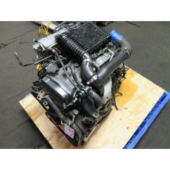 JDM TOYOTA STARLET 4EFTE 1.3L TURBO ENGINE, AUTO TRANS, WIRING HARNESS, ECU
