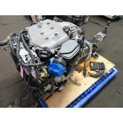 2003-2005 JDM NISSAN 350Z INFINITI G35 VQ35DE 3.5L V6 ENGINE, 6 SPEED TRANSMISSION, WIRING HARNESS, ECU
