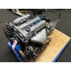 90-93 JDM MAZDA MIATA B6 1.6L DOHC ENGINE & 5 SPEED TRANSMISSION