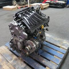 2007-2012 JDM NISSAN SENTRA MR20 2.0L DOHC ENGINE