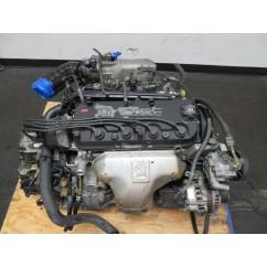 98-02 JDM HONDA ACCORD F23A 2.3L VTEC 4 CYLINDER ENGINE