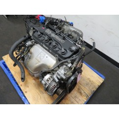 98-02 JDM HONDA ACCORD F23A 2.3L VTEC 4 CYLINDER ENGINE & AUTOMATIC TRANSMISSION