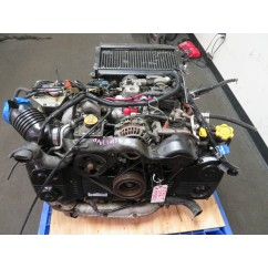 96-99 JDM SUBARU WRX / FORSTER SF5 EJ20 2.0L DOHC TURBO ENGINE