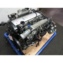 JDM TOYOTA 1JZGTE VVTi 2.5L TURBO ENGINE, AUTO TRANS, WIRING HARNESS, ECU