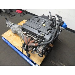2006-2012 JDM MAZDA MIATA MX5 LF-ZE 2.0L DOHC 16 VALVE ENGINE & 6 SPEED TRANSMISSION