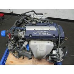 98-02 JDM HONDA ACCORD SIR F20B 2.0L DOHC VTEC ENGINE