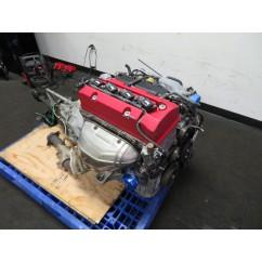 JDM HONDA S2000 AP1 F20C 2.0L VTEC ENGINE, 6 SPEED TRANS, WIRING, ECU