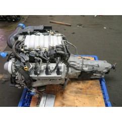 2006-2010 JDM LEXUS GS430 LS430 SC430 3UZ-FE 4.3L V8 ENGINE