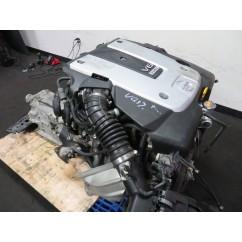 JDM 2009-2013 NISSAN 370Z INIFINTI G37 VQ37HR VVEL 3.7L V6 ENGINE