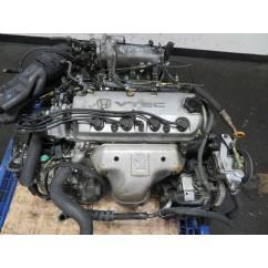1994-1997 HONDA ACCORD F22B 2.2L SOHC VTEC ENGINE ONLY