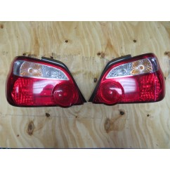 04-05 JDM STI Version 8 Taillights