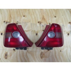 2002-2005 EP3 Honda Civic Type R Taillights