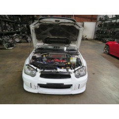 04-05 JDM Version 8 STI Half Cut RHD Conversion