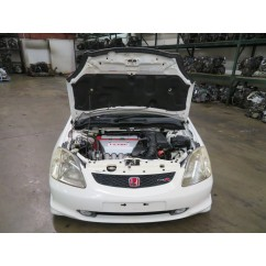 02-05 EP3 Civic Type R Half Cut RHD Conversion