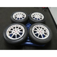 JDM DC2 HONDA INTEGRA TYPE R 16'' WHEELS 5X114.3 INTEGRA 5 LUG RIMS B18C