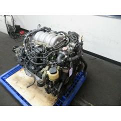 2006-2010 INFINITI FX45 M45 Q45 4.5L V8 ENGINE JDM VK45 AUTO TRANS WIRING VK45DE