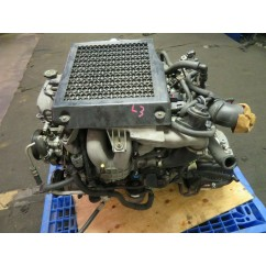 2006-2012 MAZDASPEED 3 TURBO L3-VDT 2.3L ENGINE